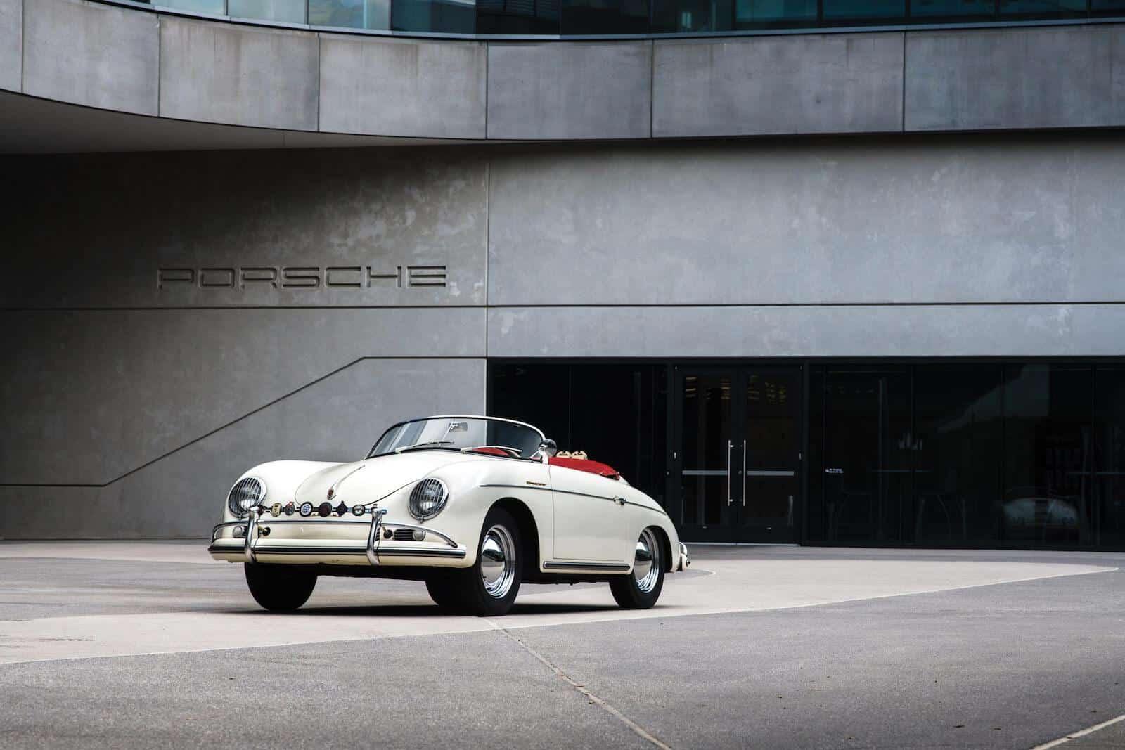 Porsche ayudó a otras marcas