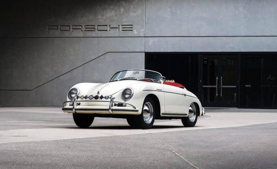 Este Porsche 356 Super Speedster está como nuevo… ¡Y ahora busca nuevo dueño!
