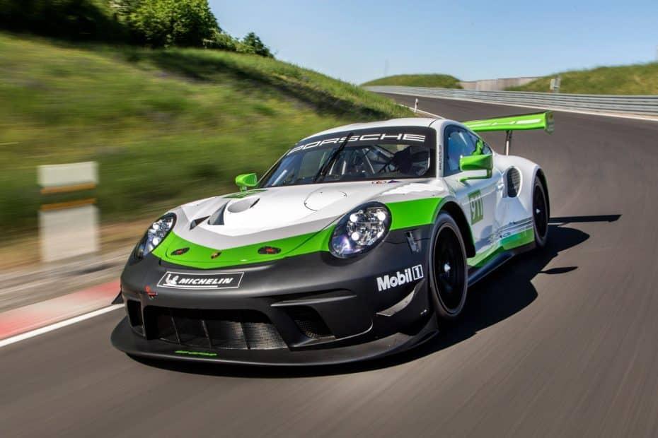 Llega la bestia definitiva para uso en circuito ¡El Porsche 911 GT3 R ya está a la venta!