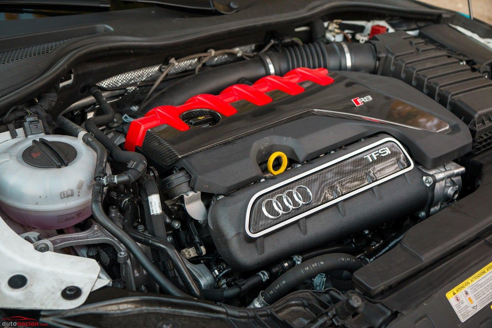 Motor central de Audi Quattro