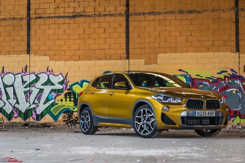 Prueba BMW X2 xDrive20d: Uno de los mejores productos que BMW ha sacado hasta la fecha