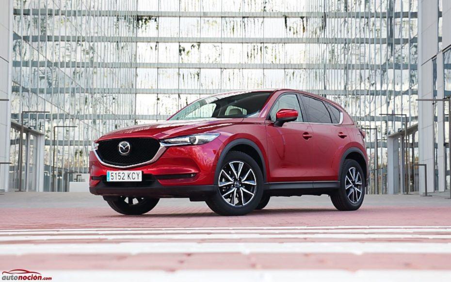 """Prueba Mazda CX-5 2.5 SKYACTIV-G 194 CV AT 4WD: Si algo funciona, déjalo y mejóralo sin abandonar lo """"atmosférico"""""""