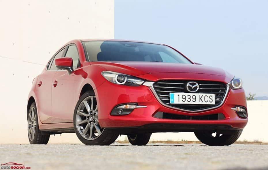 Prueba Mazda3 Diésel 1.5 105 CV Black Tech Edition: Formato ahorrador a tope de equipamiento