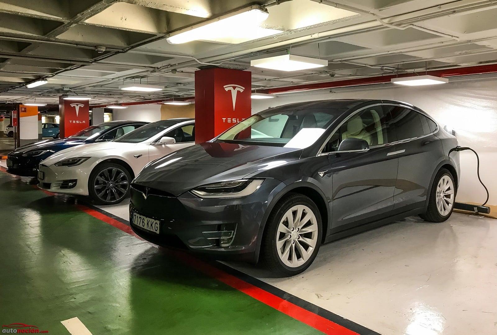 Los coches eléctricos se enchufarían por la noche. La red eléctrica no podría sostenerlo a gran escala