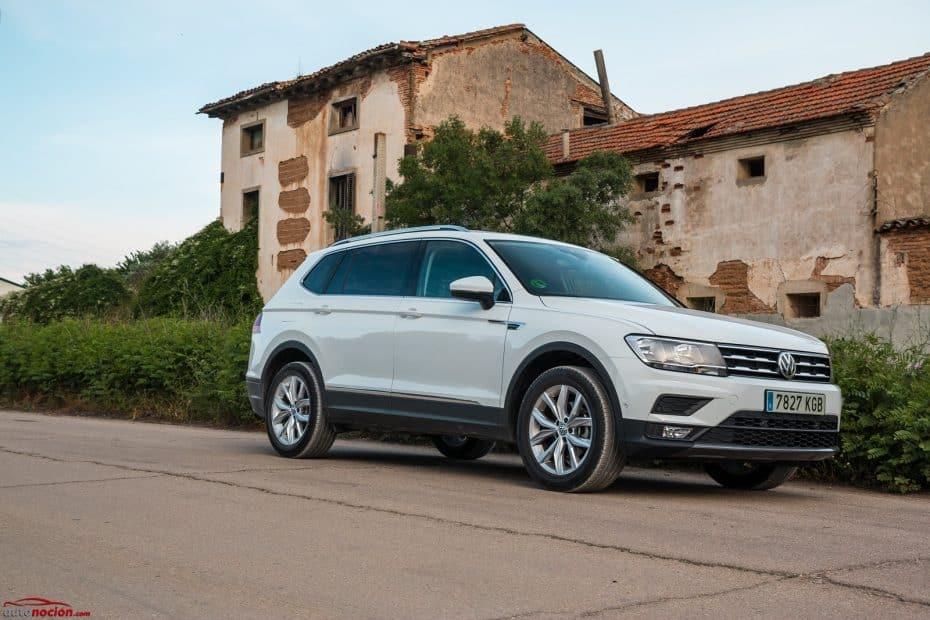 Prueba Volkswagen Tiguan Allspace 2.0 TDI 150 CV Advance: Mucho espacio en un producto de calidad