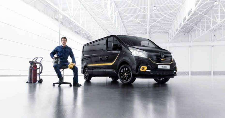 Renault Trafic Formula Edition: Llega a Australia una variante más deportiva y racing