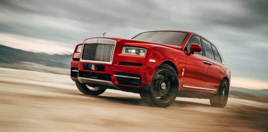 ¡Oficial! Así es el Rolls-Royce Cullinan, 2660 kg de puro lujo en lo que se supone es, el mejor SUV del mercado