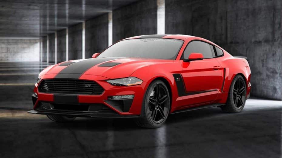 Así es el nuevo Roush JackHammer Mustang 2018: Solo 200 unidades con 720 CV bajo el capó