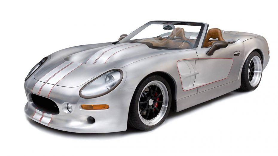 El Shelby Series 2 resucita en forma de edición limitada, solo cuatro unidades a un precio inalcanzable