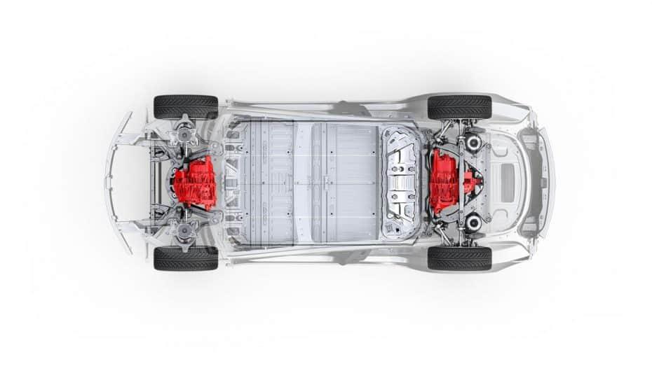 Llegan las versiones 'Performance' y 'Dual Motor' del Tesla Model 3, pero solo en EE.UU.