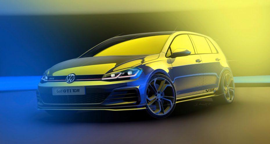 Volkswagen Golf GTI TCR: Una nueva y última edición con 290 CV que llegará a finales de año