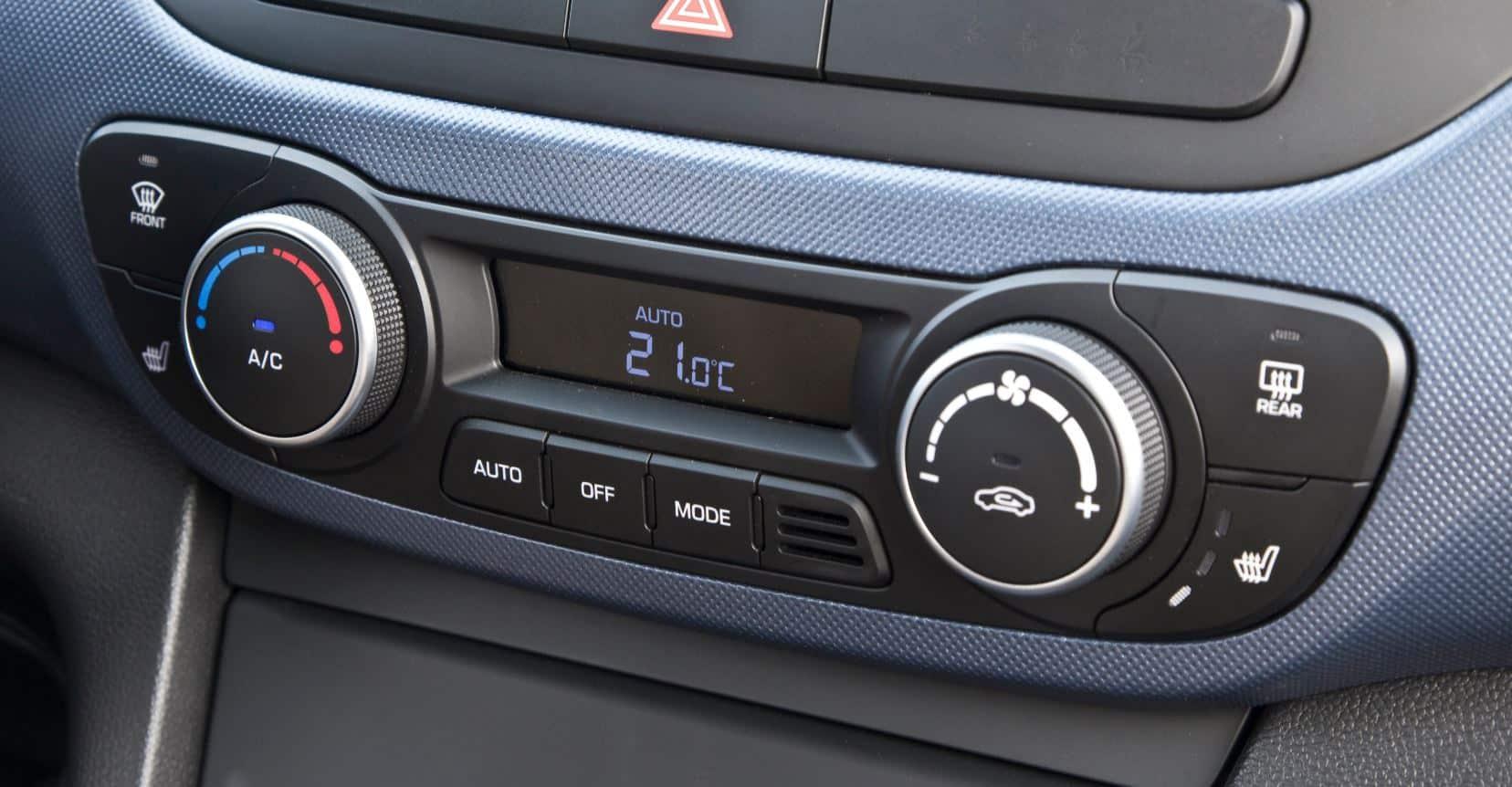 La humedad puede generar mal olor en el aire acondicionado