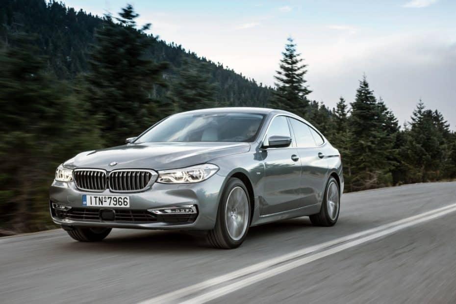 El BMW Serie 6 GT estrenará versión de acceso muy pronto