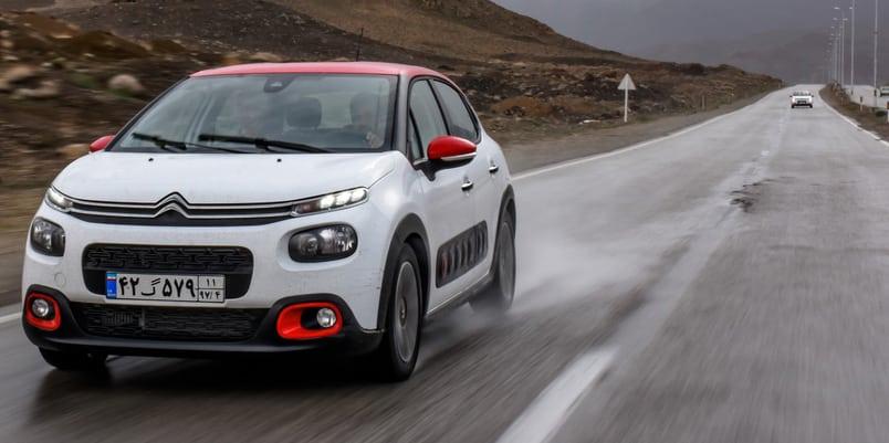 El Citroën C3 se agota en Irán en solo una hora: Tiene 165 CV
