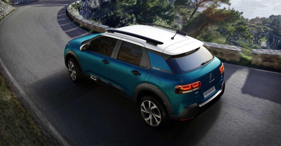Así es el Citroën C4 Cactus para América Latina: Estrena ventanillas posteriores y otras cosas