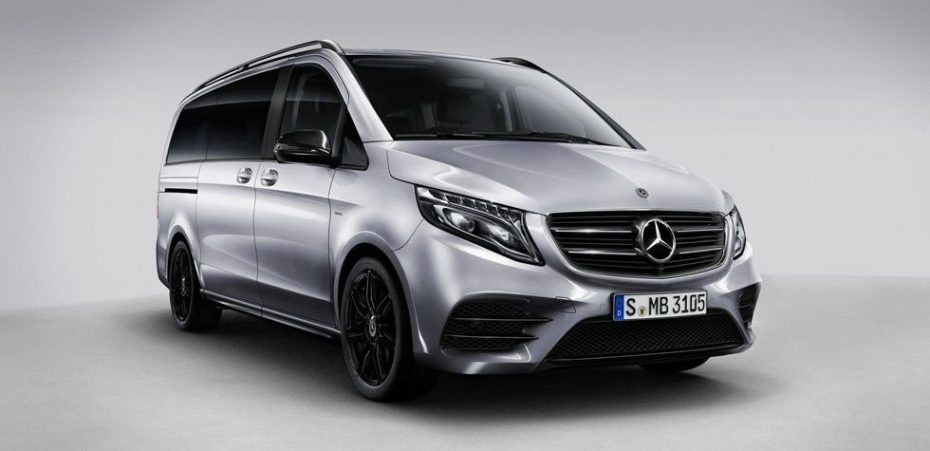 El exclusivo Mercedes Clase V «Night Edition», ya disponible