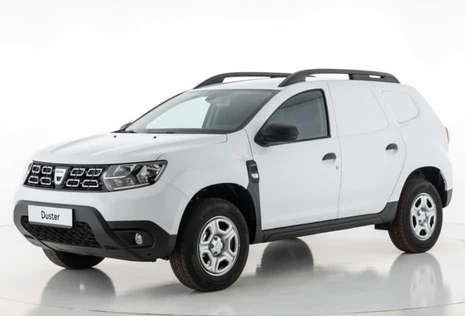 El Dacia Duster estrena versión comercial