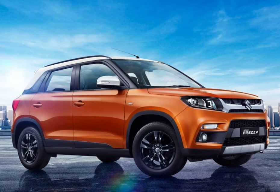 Toyota venderá modelos Suzuki en India y África