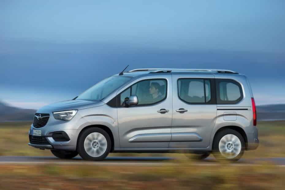 El nuevo Opel Combo Life llegará en verano