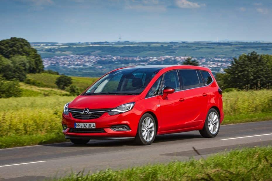 Así es la nueva gama Opel Zafira: Estrena motor 1.6 Turbo en gasolina