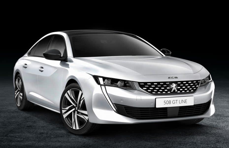 Todos los precios del nuevo Peugeot 508 para España