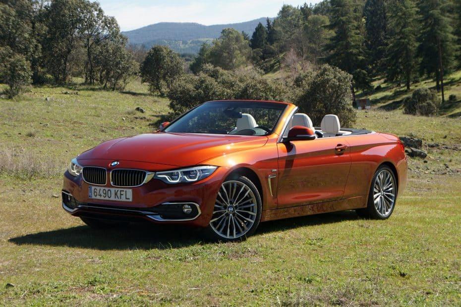 Prueba BMW 420d Cabrio 190 CV: Descapotable y coupé por el mismo precio