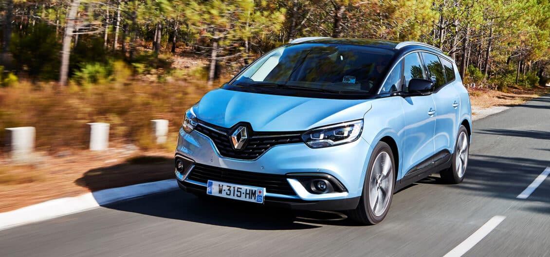 Así es la nueva gama Renault Scénic para España