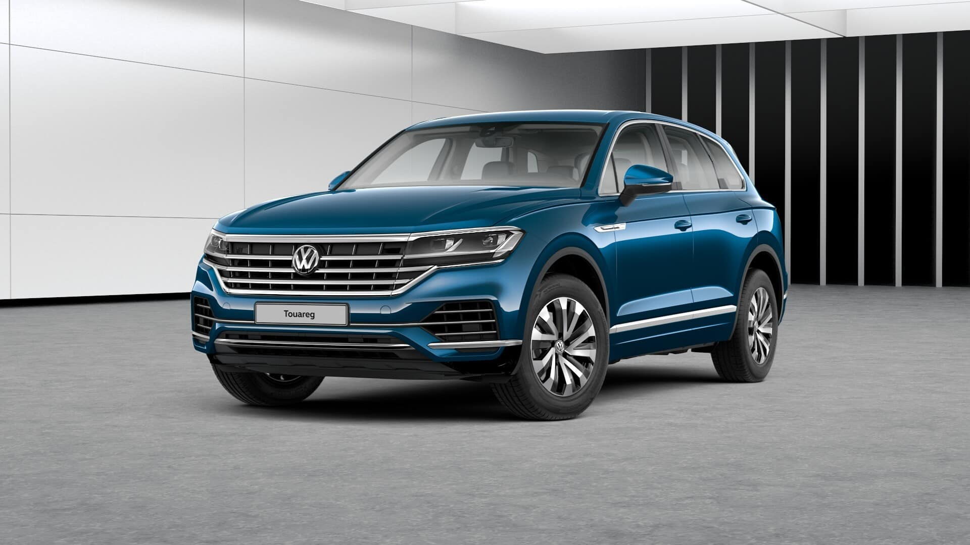 el nuevo volkswagen touareg recibe la versi n de acceso. Black Bedroom Furniture Sets. Home Design Ideas