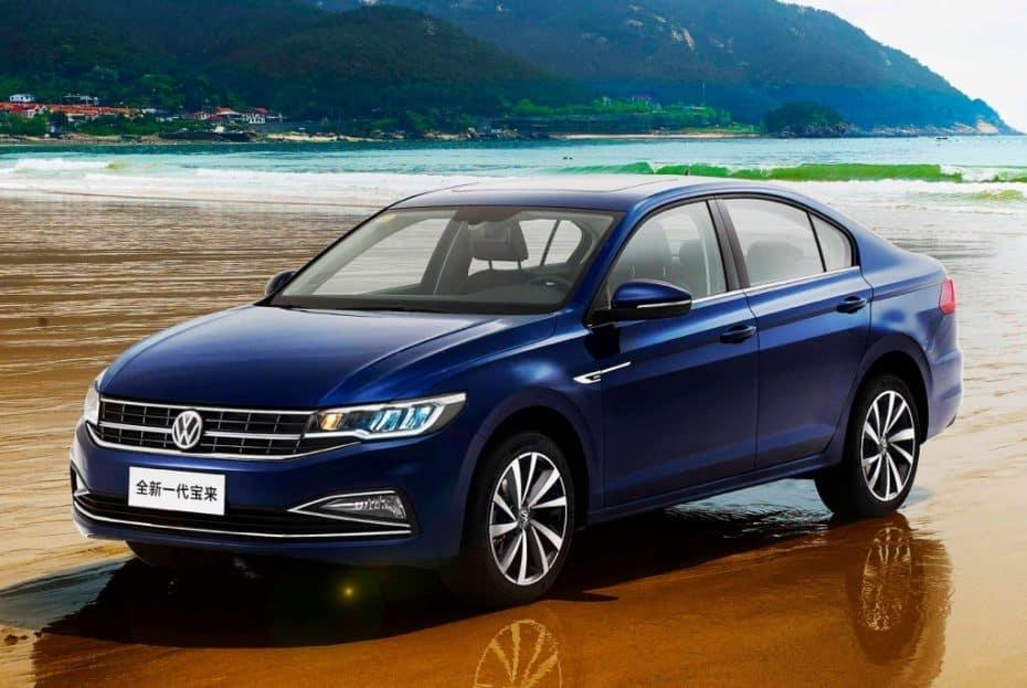 El Volkswagen Bora estrena generación: Derivado del Jetta