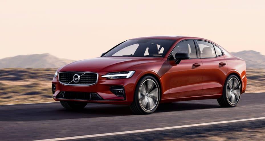 Oficial: Nuevo Volvo S60