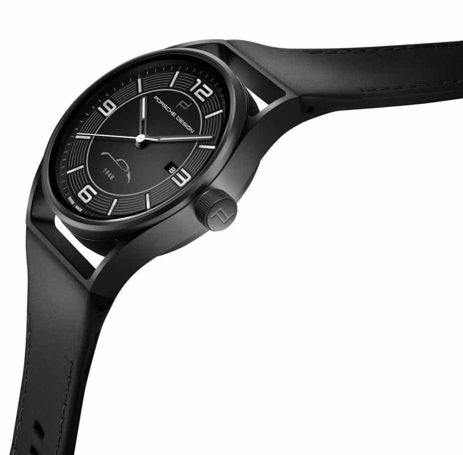 Porsche Design ha creado un reloj exclusivo para celebrar el 70º aniversario de la marca