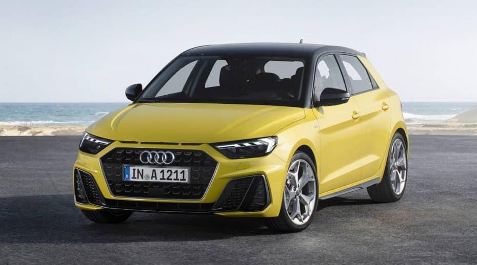 Todos los precios del nuevo Audi A1 para España