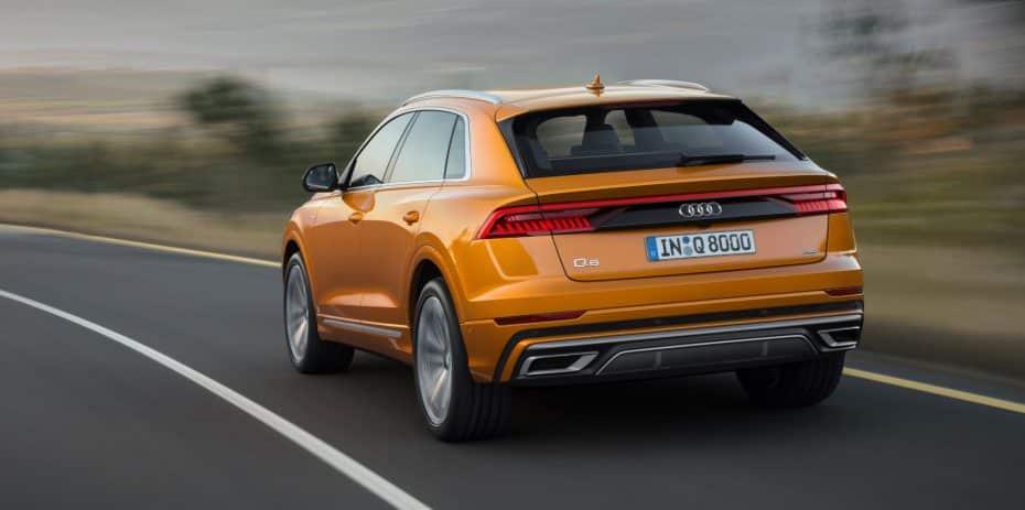 Todos los detalles del nuevo Audi Q8
