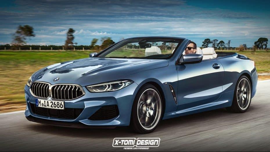 ¿Qué aspecto tendrá el futuro BMW Serie 8 Cabrio? Estas propuestas no están nada mal…