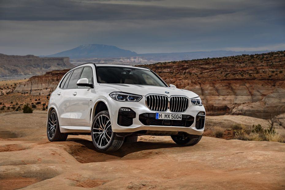Ya puedes reservar el nuevo BMW X5 en España