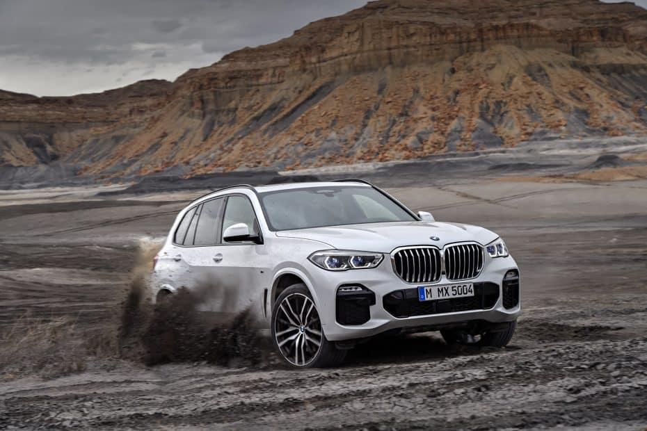 La cuarta generación del BMW X5 ya está aquí: Una auténtica revolución tecnológica