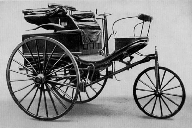 Realmente ¿Quién inventó el primer coche?