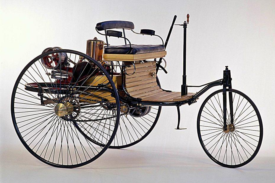 A la venta una réplica del primer coche de combustión de la historia, el Patent-Motorwagen