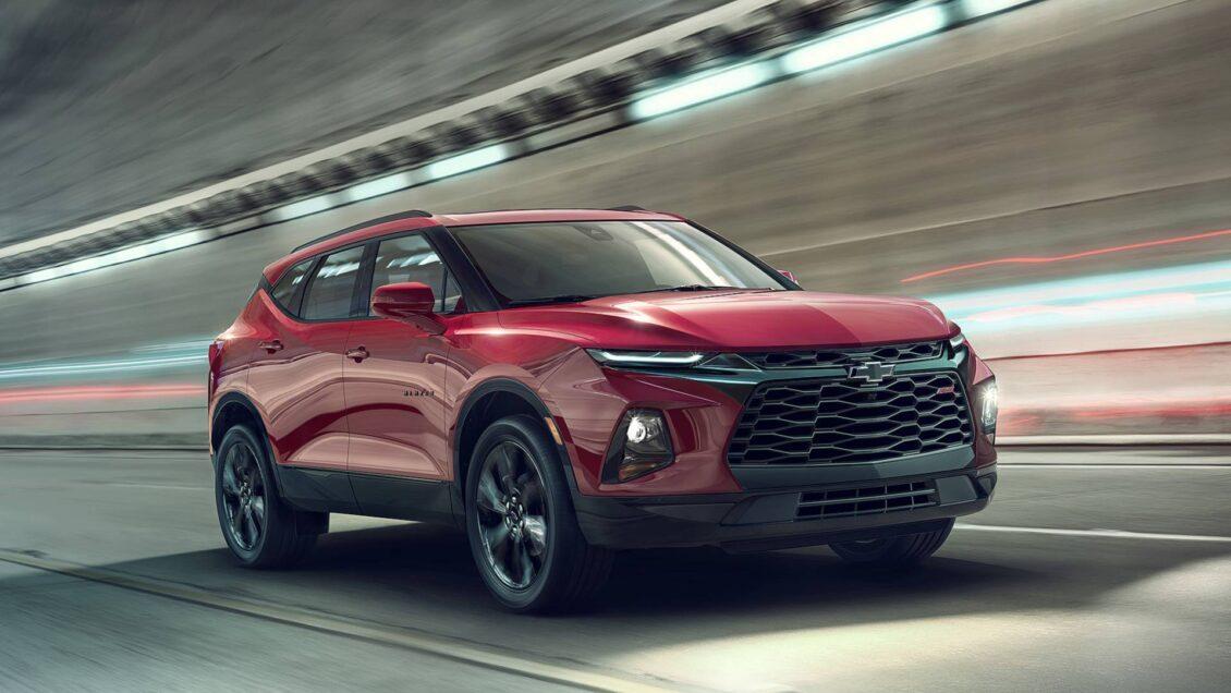 Aires de Camaro para el nuevo Chevrolet Blazer 2019 que no verás en Europa