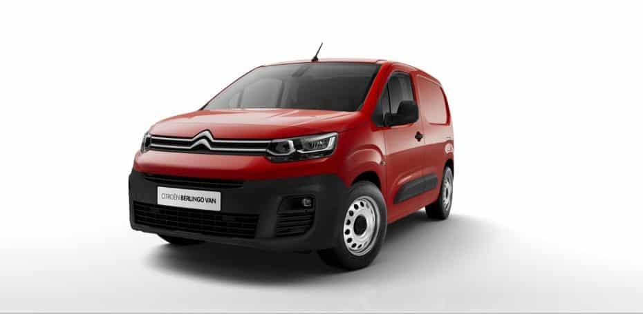 Nuevo Citroën Berlingo Van: La esperada versión comercial