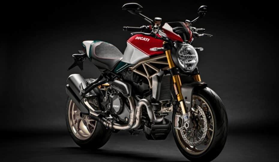 Ducati Monster 1200 25 Aniversario: La edición especial definitiva para una naked icónica