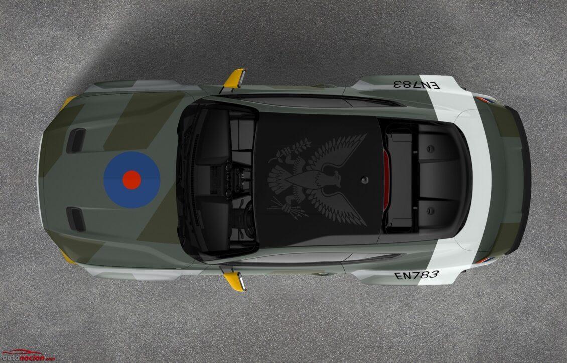 Ford Mustang GT Eagle Squadron: 700 CV de potencia destinados a una buena causa
