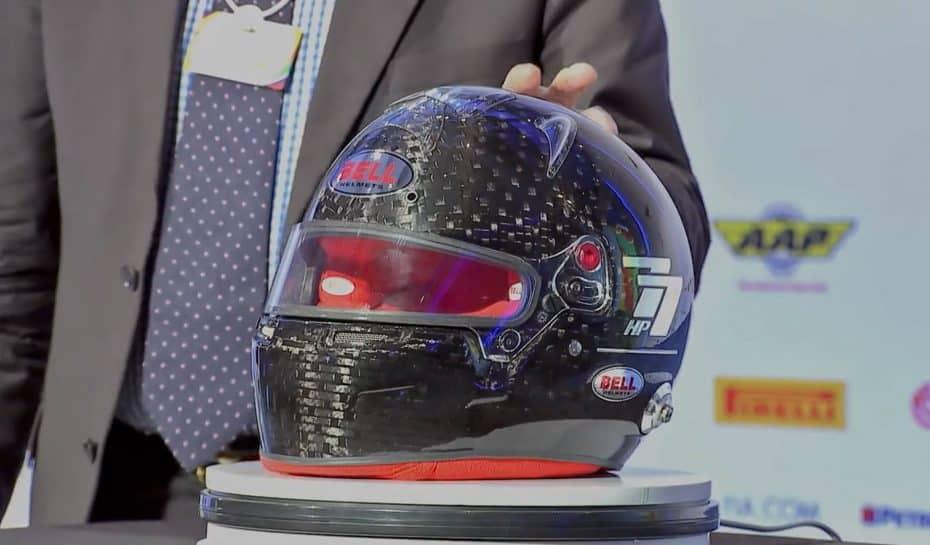 La FIA revela el nuevo casco de F1 que será obligatorio la próxima temporada 2019