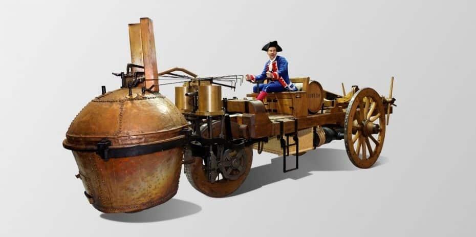 ¿Quién inventó el coche? Si estás pensando en un alemán andas equivocado…