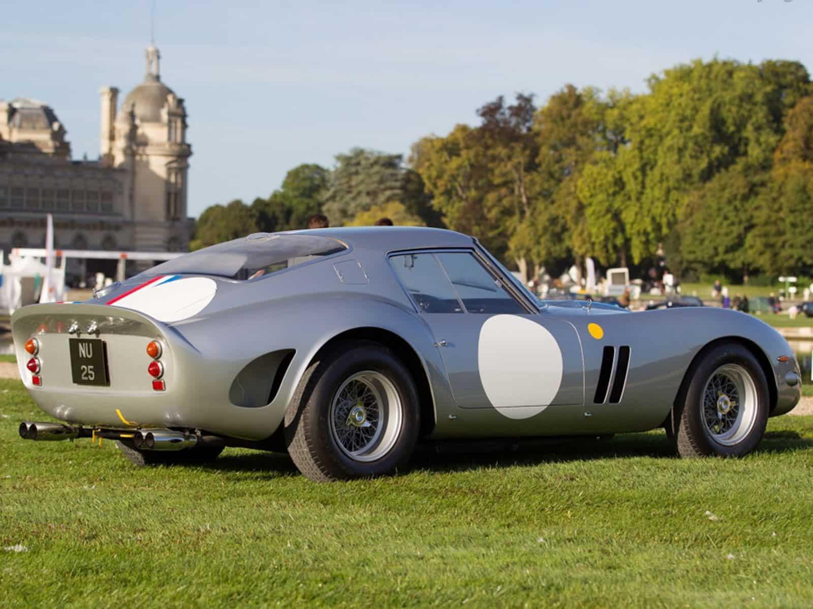 Ferrari 250 GTO4153 GT 44.889.000 euros