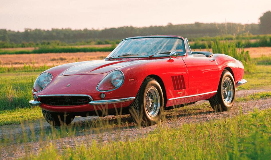 Ferrari 275 GTB/4 S N.A.R.T. Spider 1967