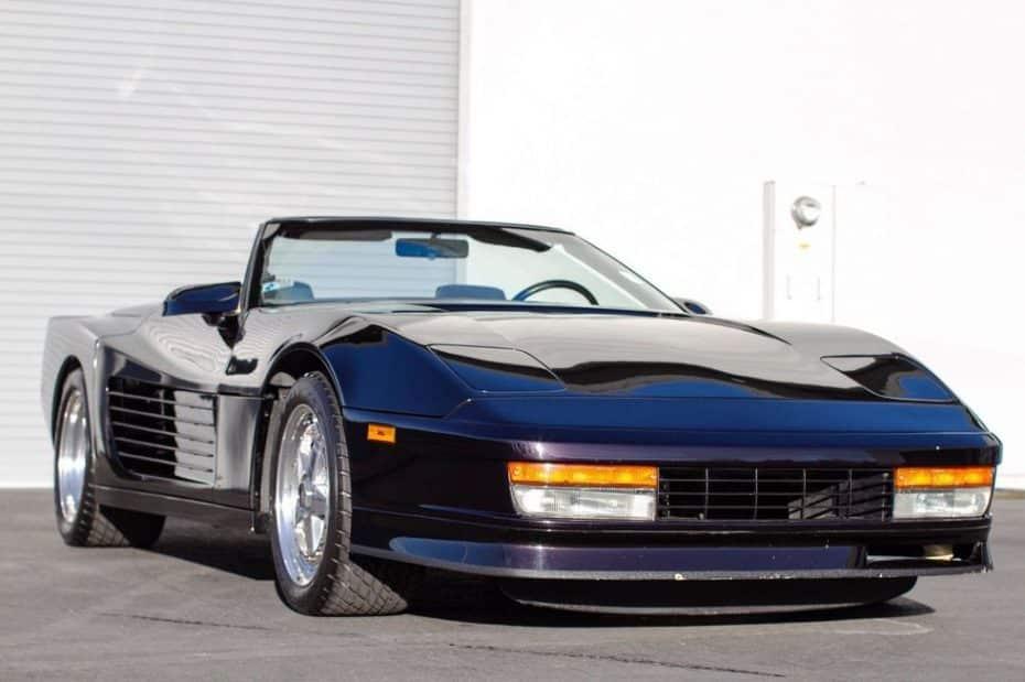 ¿Es esta la mejor réplica de un Ferrari Testarossa jamás vista? Juzga tú mismo…