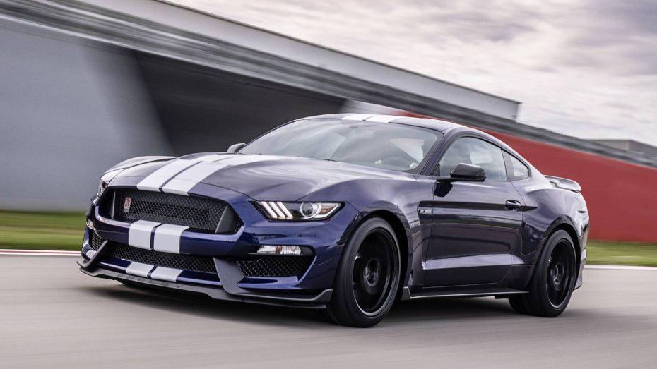 ¡Oficial! Así es el nuevo Ford Mustang Shelby GT350: Nuevas mejoras y un diseño actualizado