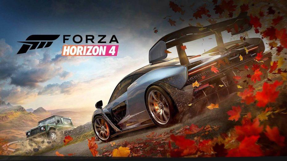 ¡Filtrado! Sale a la luz gran parte del catálogo de 450 coches que veremos en Forza Horizon 4