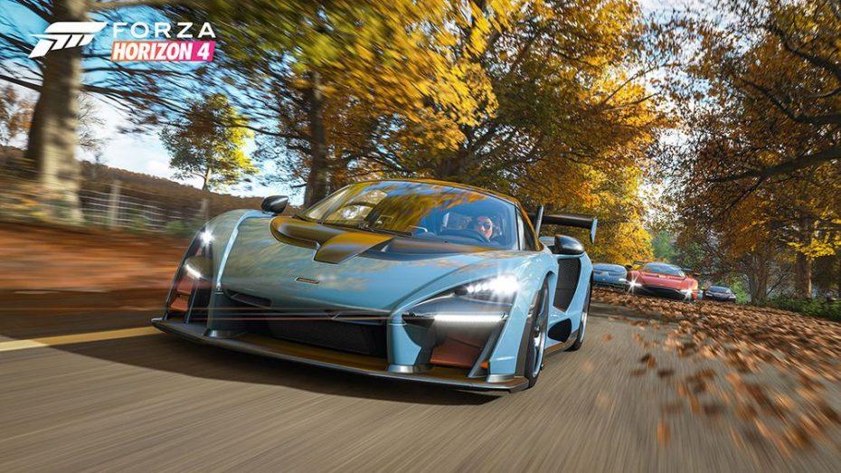 'Forza Horizon 4' llegará pisando fuerte el próximo mes de octubre: Más de 450 coches a tus pies